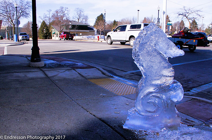 Snow & Ice Carving Competition