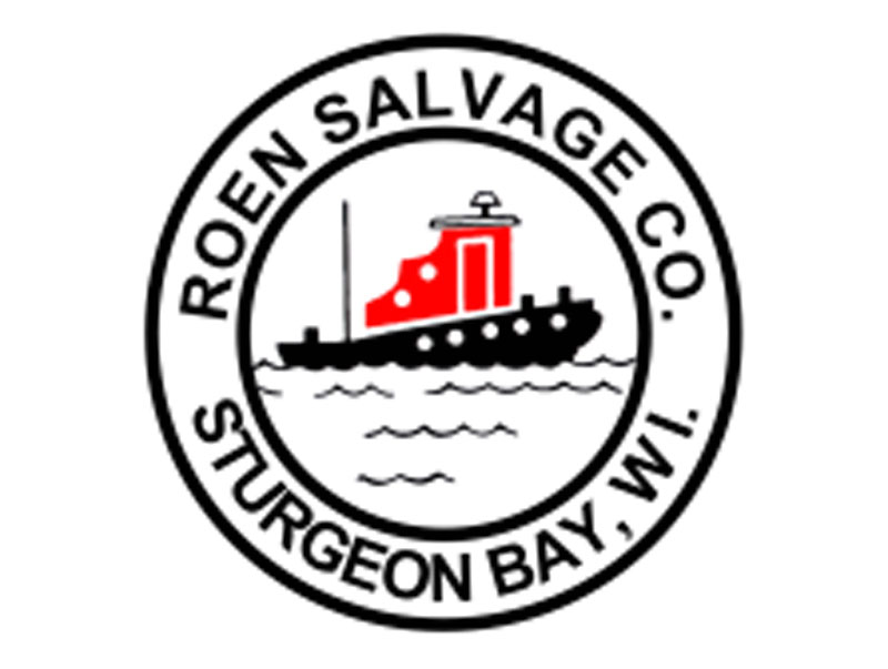 Image result for roen salvage company logo