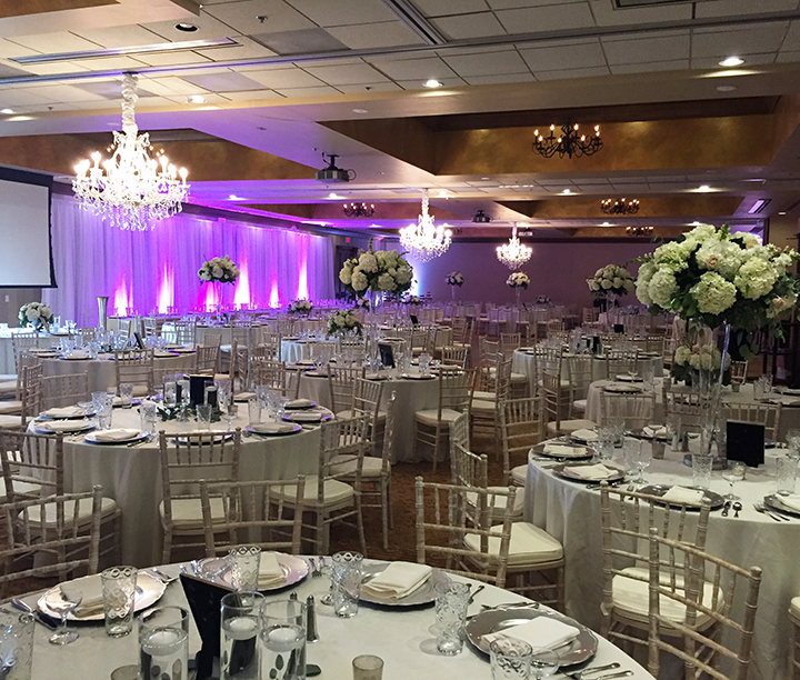 Stone Harbor Resort Wedding Reception