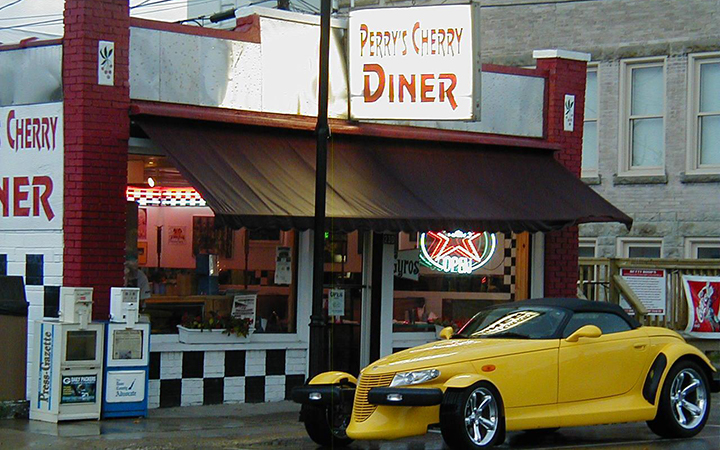 Perry's Cherry Diner